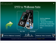 4Easysoft DVD to Walkman Suite