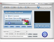 4Easysoft Mac DAT to ASF Converter
