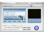 4Easysoft Mac TS to MP3 Converter