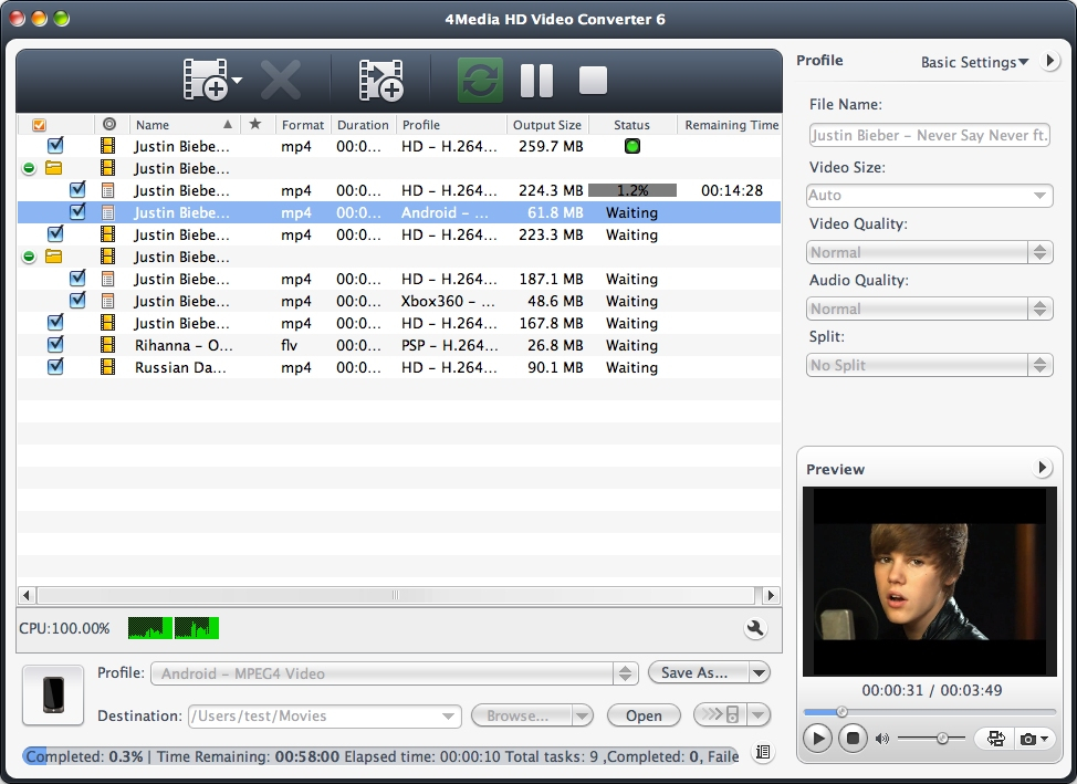 how to download hd youtube videos mac