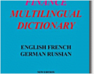 Business & Finance Multilingual Dictiona