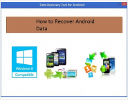 Data Recovery Tool for Android