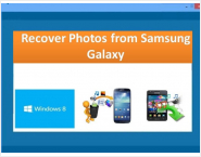 Recover Photos from Samsung Galaxy