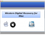 Western Digital Recovery for Mac