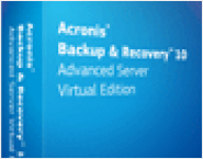 Acronis Backup and Recovery 10 Advanced Server Virtual Edition