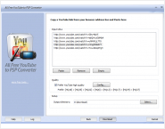 All Free YouTube to PSP Converter