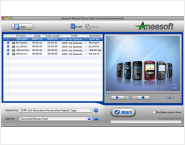 Aneesoft Mobile Phone Video Converter for Mac