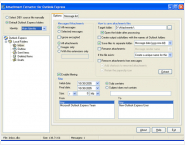 Attachment Extractor for Outlook Express