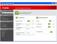 Avira Professional Security 2013