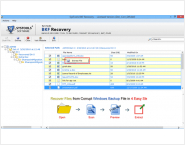 Best BKF File Recovery Tool