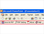 Convert PPT to PDF For PowerPoint