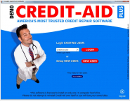 Credit-Aid Plus Credit Repair Software