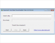 DawnArk YouTube Downloader Free