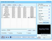 DDVideo Video to Audio Converter