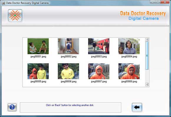 Digital SLR Camera Recovery Software