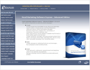 Email Marketing Software Express Advanced Edition
