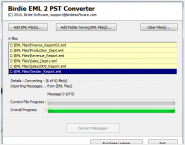 EML Extension Files to Outlook
