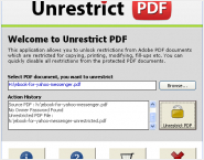 Enable PDF Document Rights