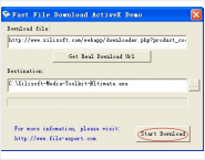 Fast File Download ActiveX