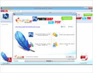 FoxPDF PhotoShop to PDF Converter