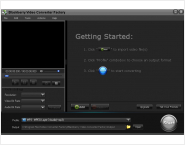 Free BlackBerry Video Converter Factory