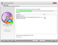 Free ISO Create Wizard