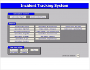 Incident Tracking System