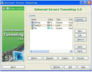 Internet Secure Tunneling