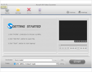 iovSoft AVI Video Converter for Mac