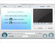 iovSoft DVD to FLV Converter for Mac