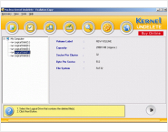 Kernel Undelete - Deleted File Recovery Software
