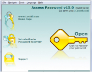 LastBit Access Password Recovery
