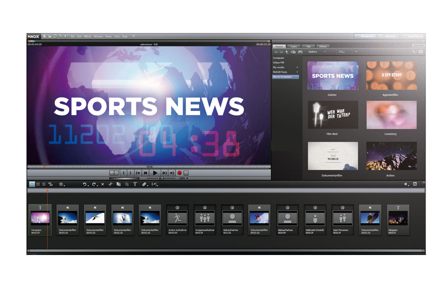 how to get magix movie edit pro for free