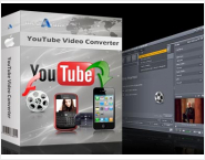 mediAvatar YouTube Video Converter Mac