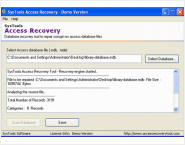 Microsoft Access Recovery Tool