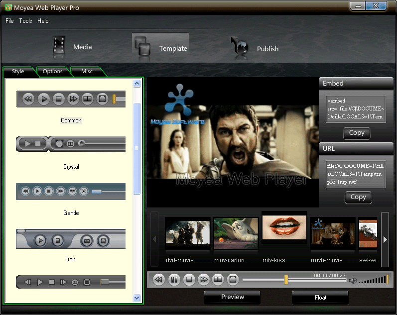 Moyea YouTube FLV Downloader - Free download and software ...