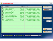 MP3 Normalizer