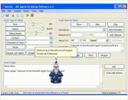 MS Agent Scripting Software