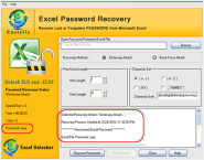 MS Excel Password Recovery Software