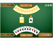 Multiplayer Gin Rummy