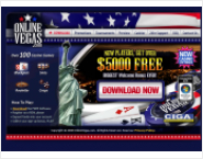 Online Vegas by Online Casino Extra