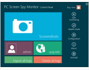 PC Screen Spy Monitor