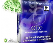 Unbreakable Encryption Software