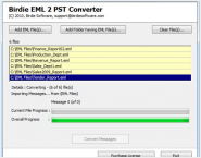 Windows Live Mail to PST Converter