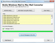 Windows Mail to MBOX Converter