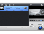 WinX FLV to iPad Video Converter for Mac