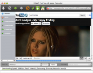 Xilisoft YouTube HD Video Converter for Mac